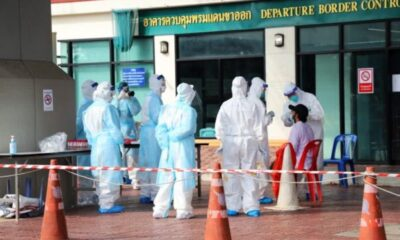Woman Diagnosed with Covid-19 Creates Panic in Northern Thailand