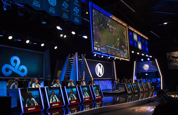 The Growth of Virtual eSports Betting During 2020