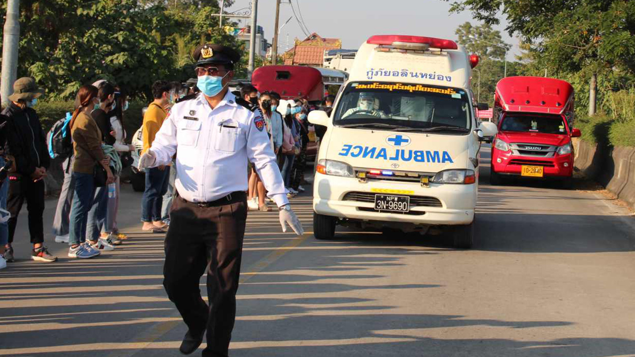 covid-19, cases, Public Health Ministry, Thailand