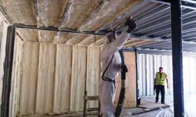 Learning the Difference Between Open-Cell And Closed-Cell Spray Foam