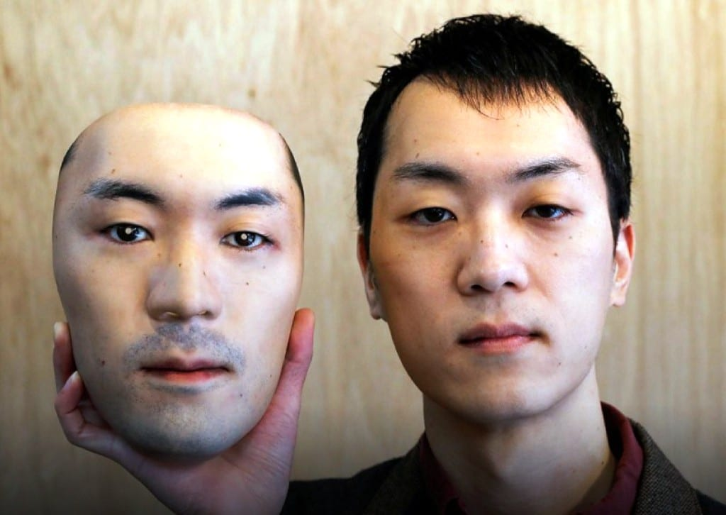 Anti-Facial Recognition Hyper-Realistic 3D Masks to Go on Sale in Japan
