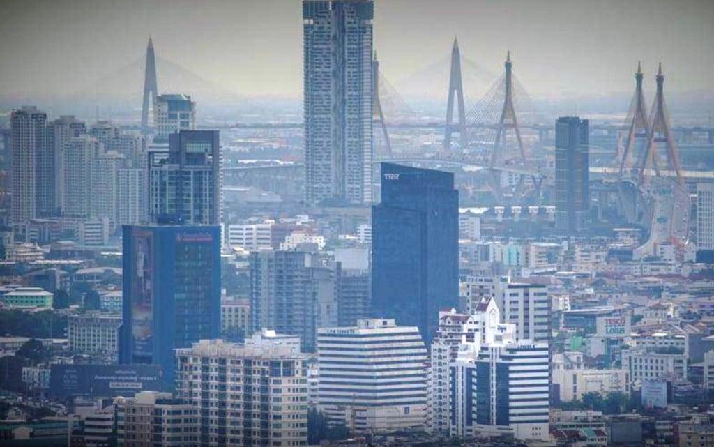 pm2.5,Bangkok, air quality
