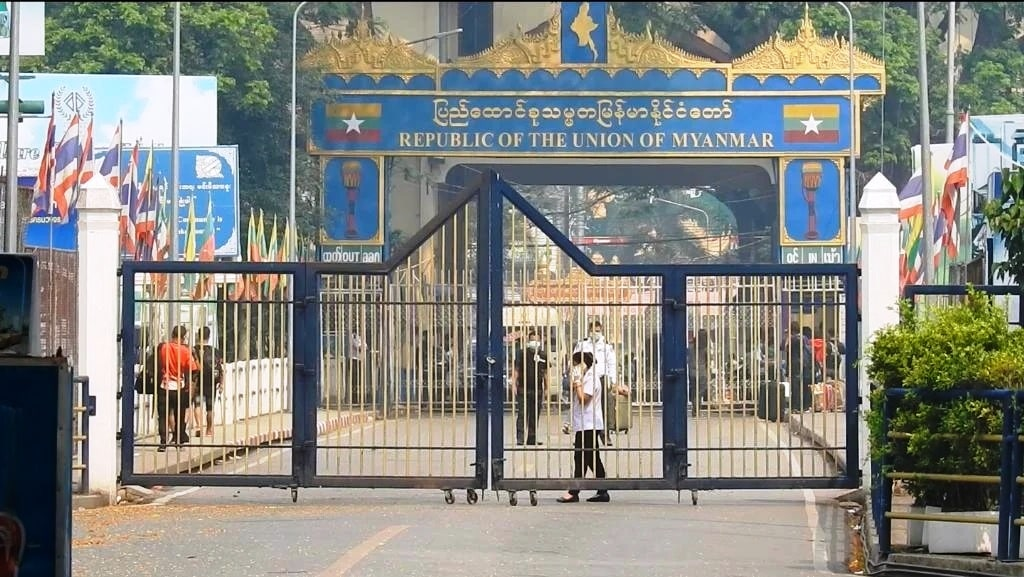 Returnees from Myanmar Highly Infectious with COVID-19 G Strain