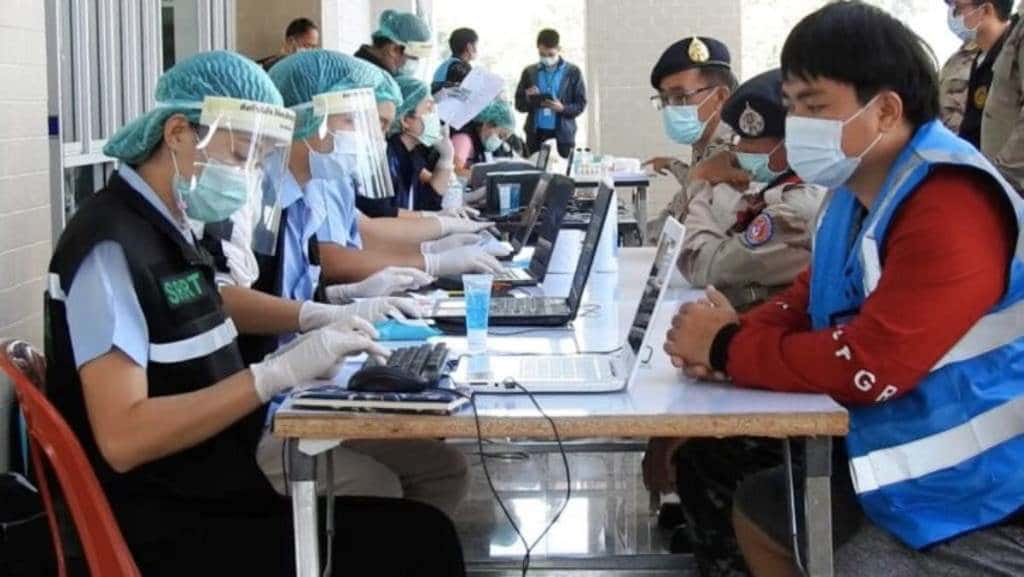 Chiang Rai Issues Health Alert After New Covid-19 Cases Reported