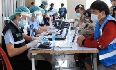 Chiang Rai Public Health Officials Report Another Covid19 disease Case, Covid-19 test