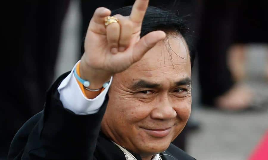 Corruption Highest Under the Watchful Eye of Gen. Prayut Chan-o-cha