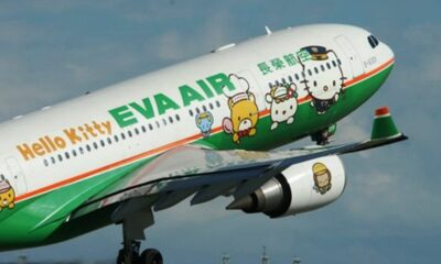 EVA Air Sacks New Zealand Pilot for Importing Covid-19 Back into Taiwan