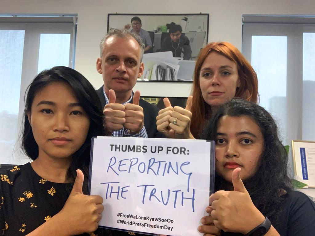 Foreign Journalists Express Concerns About Press Freedom in Thailand