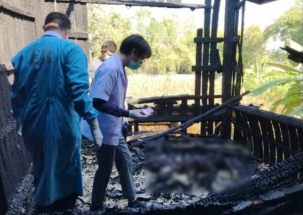 Man Sets Himself Afire After Bid to Reconcile with Wife Fails