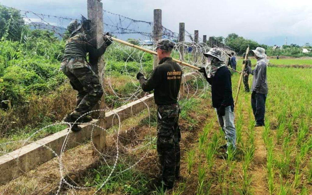 Prime Minister Orders Tighter Natural Border Security in Chiang Rai