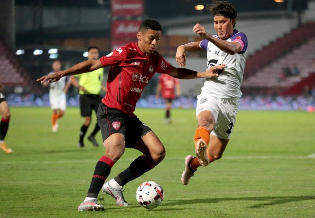 afc league, SCG Muang Thong United