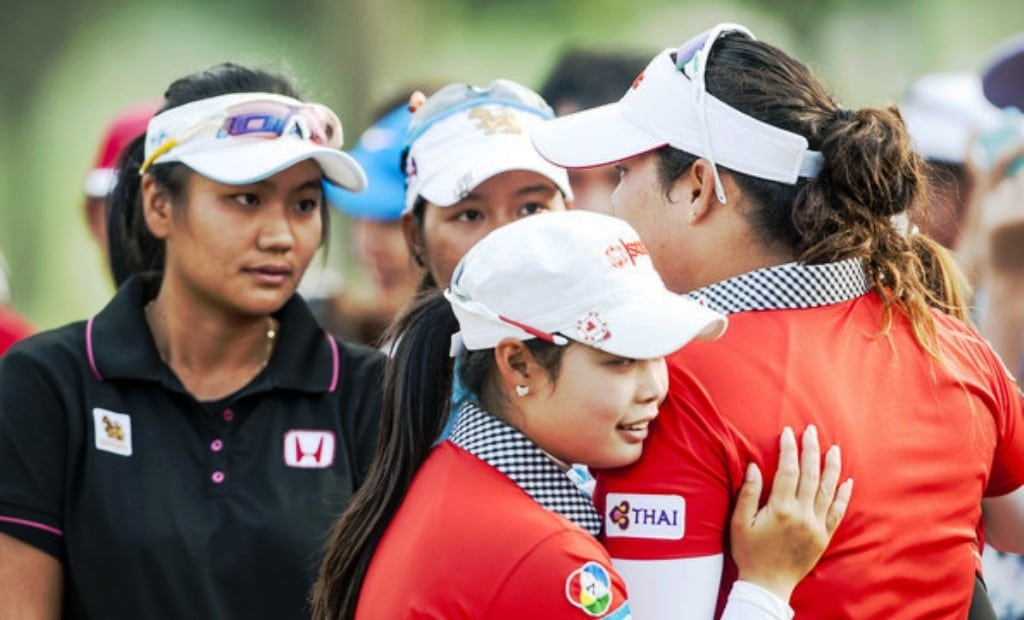 Six Women Golfers from Thailand to Tee-off at US Women's Open