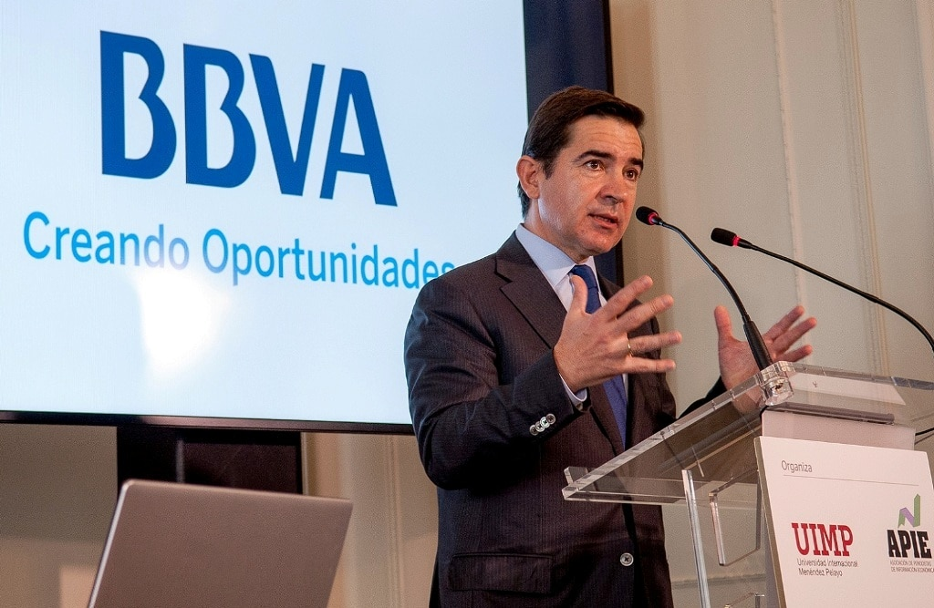 Spain's Second Largest Bank BBVA to Provide Services for Cryptocurrencies