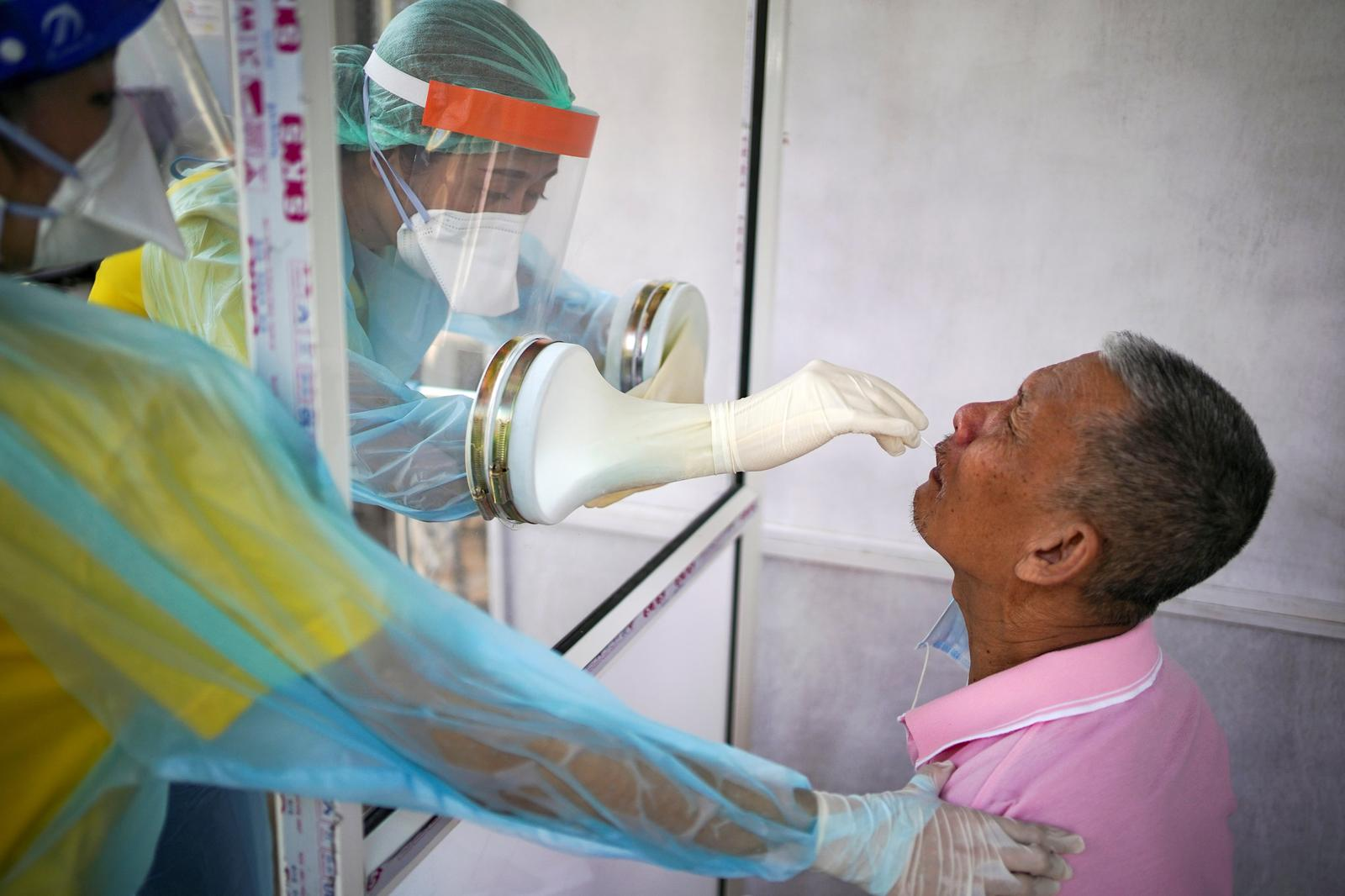 Samut Sakhon, Thai Health Department Races to Prevent a Potential Covid-19 Outbreak