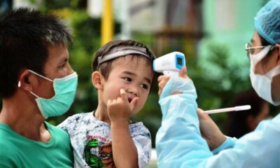 Health officials in Thailand Report 745 New Covid-19 Cases