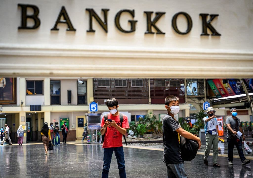 Thailand Reports 64 New Covid-19 Cases, 18 in Bangkok Alone