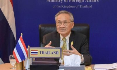 Resolution, Thailand'sForeign Minister Shrugs Off US Senators Support for Protesters