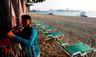 Thailand, Resort City of Pattaya,Covid-19,Lockdowns