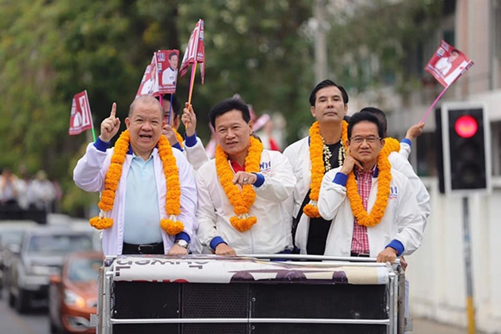 Thaksin Ally Wins for the Pheu Thai Party in Chiang Mai Province