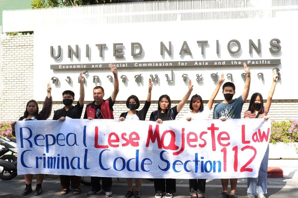 UN Human Rights Commission Troubled Over Lese Majeste Charges