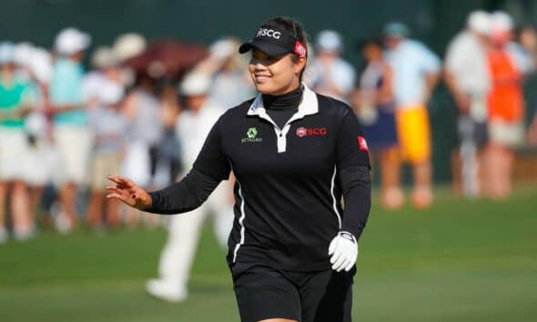 US open, LPGA, Thailand,Moriya Jutanugarn Starts Strong at US Women's Open