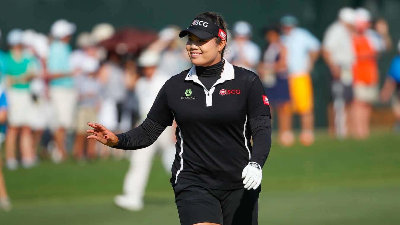 US open, LPGA, Thailand,Moriya Jutanugarn Starts Strong at US Women's Open