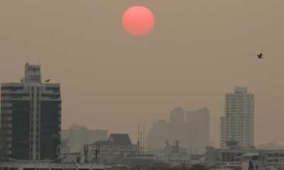 Bangkok Residents Warned to Brace for Hazardous PM2.5 Dust Levels