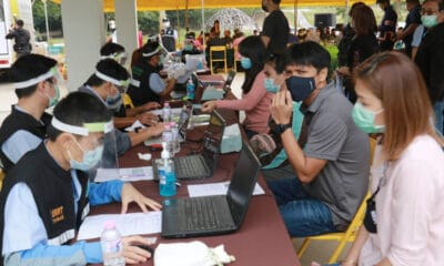 Chiang Rai Province recorded 8 cases of new coronavirus cases
