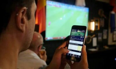 online sports, betting, football