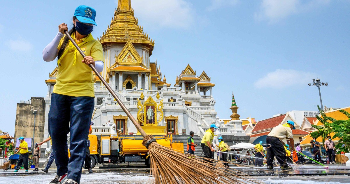 Thailand Imposes a Ban on Gatherings Over Covid-19 Outbreaks