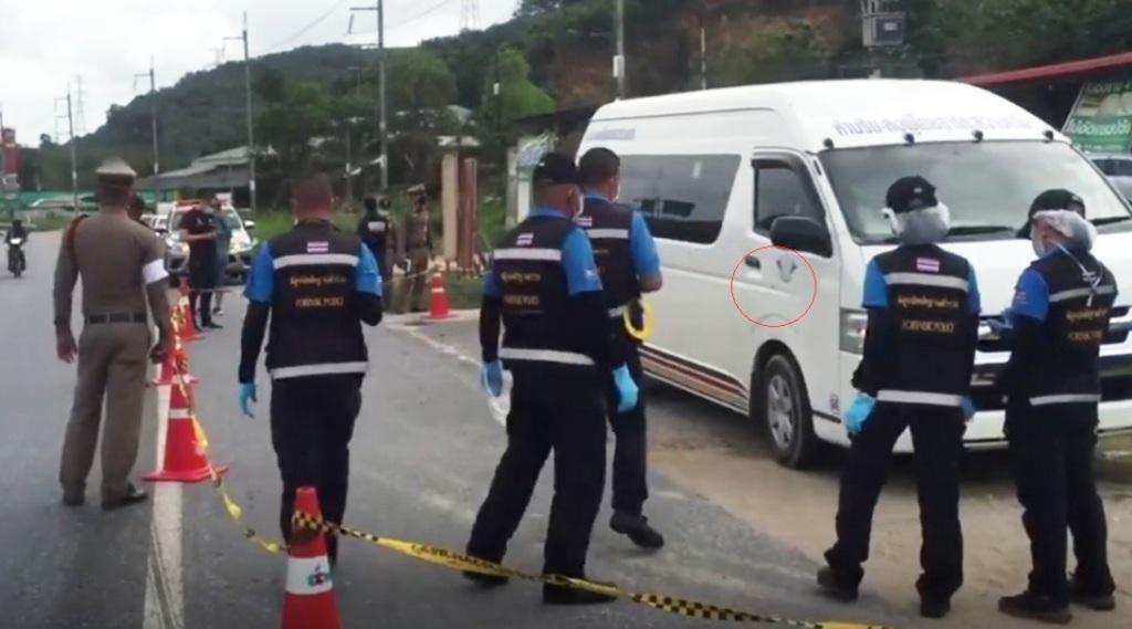Road Raged Driver Arrested after Shooting Passenger Van Driver