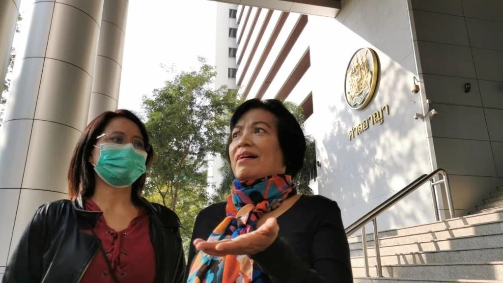 Woman Who Shared Video Sentenced to 87 Years Under Lese Majeste Law