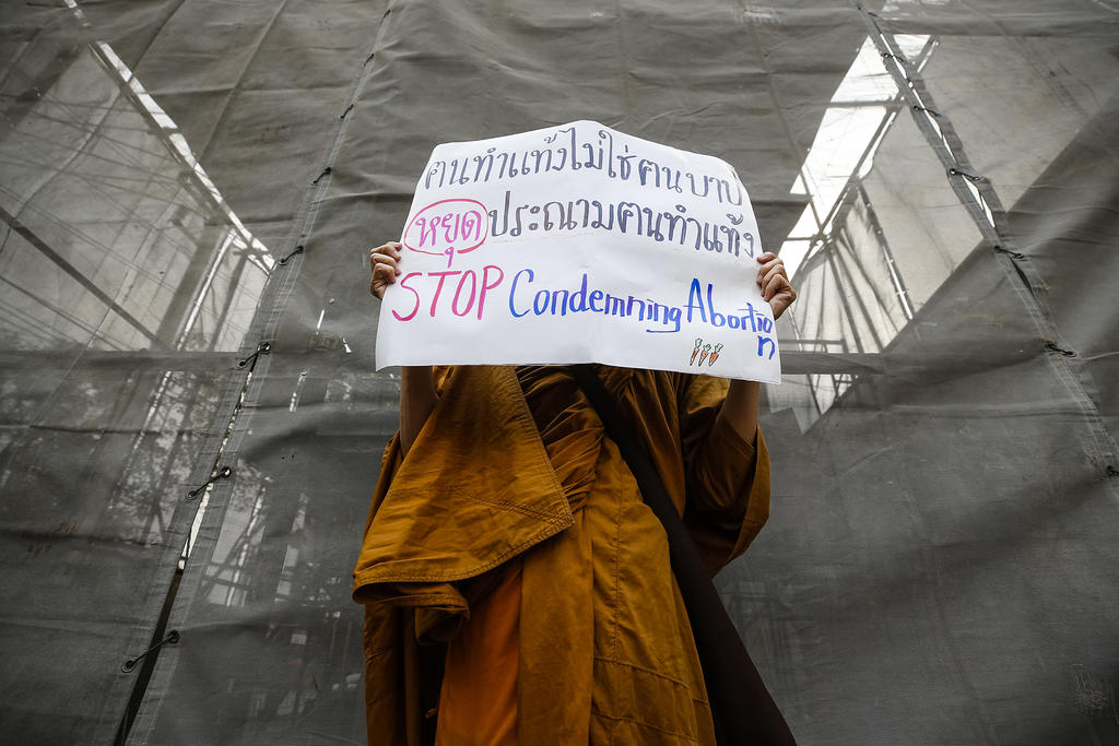 Thai Buddhist Monk in Thailand Faces Backlash Over His Pro-Choice Views