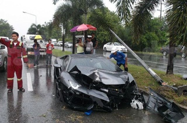 The Weather: Driving in Heavy Rain Can Be Fatal