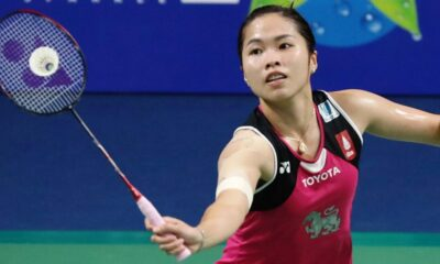 Badminton Champion Ratchanok Eliminated from Toyota Thailand Open