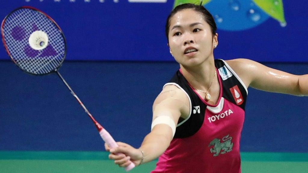 Badminton Champion Ratchanok Eliminated from Toyota Thailand Open