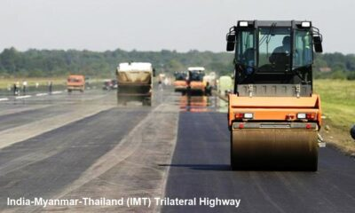 India-Myanmar-Thailand (IMT) trilateral highway