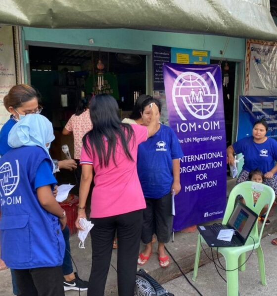 COVID-19 Slows Human Trafficking in Thailand to its Lowest in a Decade