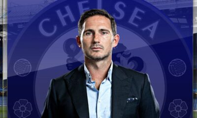 Chelsea Football Club Sacks Manager Frank Lampard after 18 Months