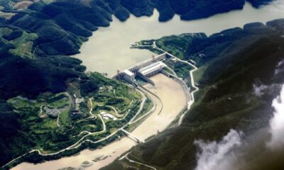 China Hydropower Dam to Hold Back the Mekong River Flow for 20 Days
