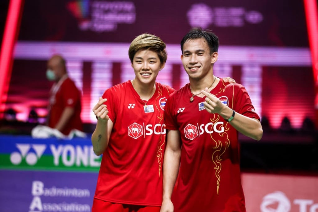 Dechapol, Sapsiree Win Mixed Doubles Title at Toyota Thailand Open