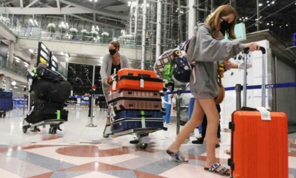 Foreign Ministry Quashes Restrictions on UK Travellers Over Covid-19 Virus Fears