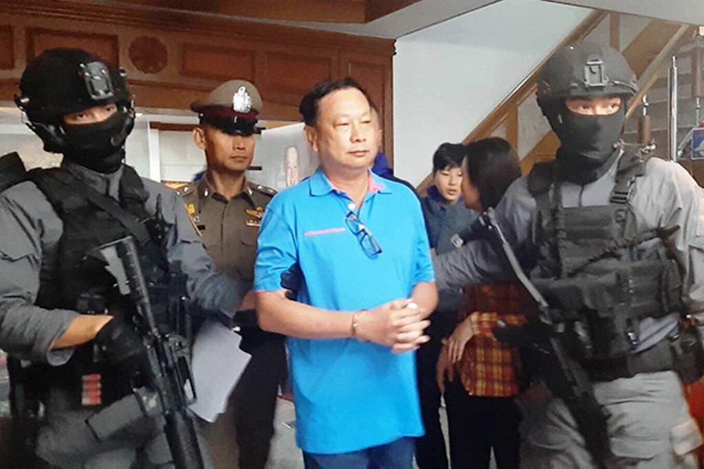 Former Commerce Minister Sentenced to Death for Premeditated Murder, Chuwong Sae Tang