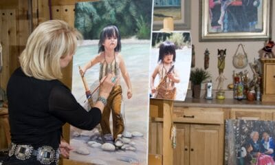 Gift Your Loved One a Custom Painting from Their Favorite Photo