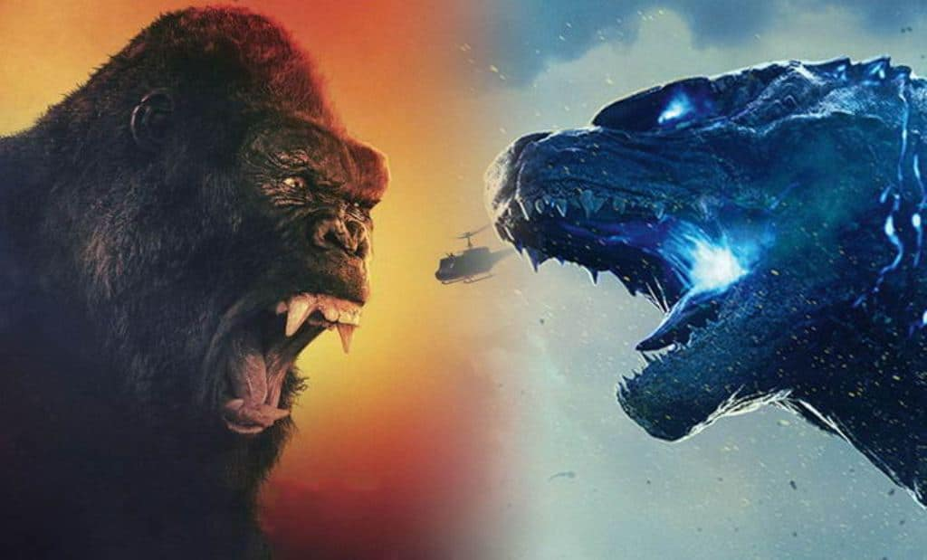 Godzilla vs Kong Trailer Gives First Glimpse of Epic Monster Showdown