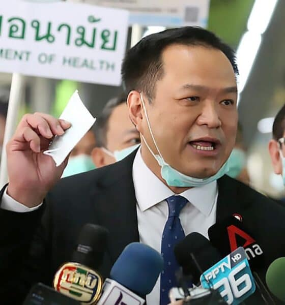 Health Minister Threatens to End Free Covid-19 Treatment for Lawbreakers