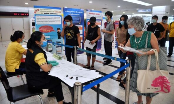 Thailand, Health Officials Seek to Bar Entry of British Visitors Over B117 Covid Fears