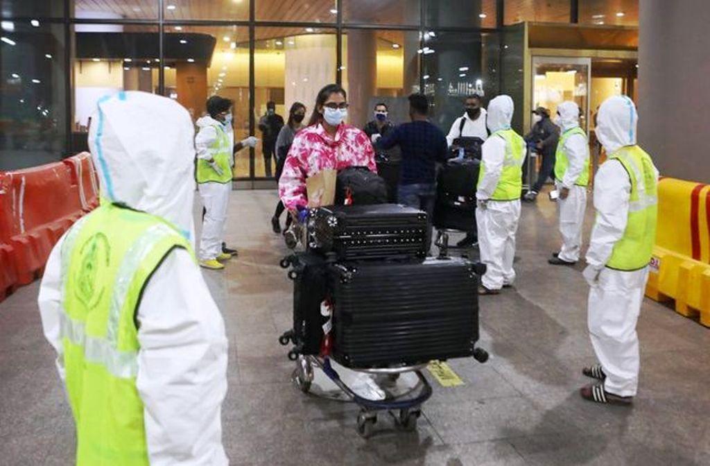 Health Officials in India Report Six Cases of UK Mutant Coronavirus