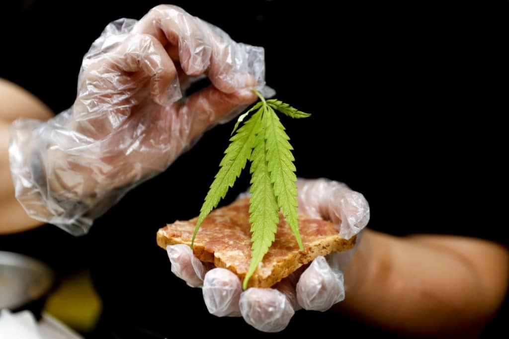 Hospital in Thailand Now Serving Patients Marijuana Dishes and Drink