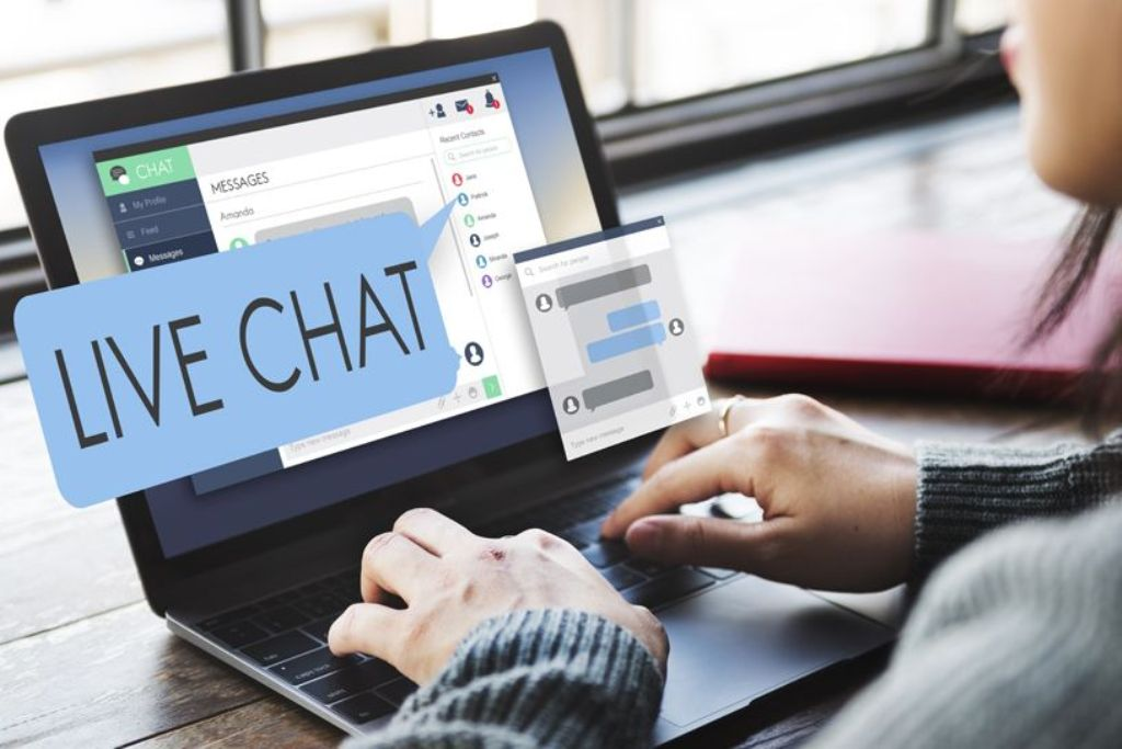 How to Increase Your Website Sales 20% by Using Live Chat